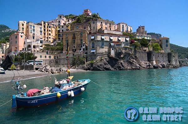 Santa Lucia - Italy