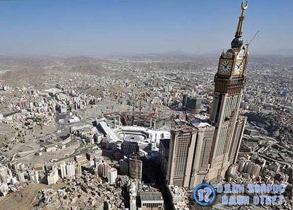 Абрадж аль-Бейт в Саудовской Аравии