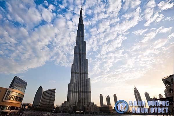 Какие самые высокие здания в мире?