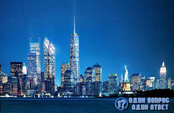 Нью-Йоркская Башня Свободы