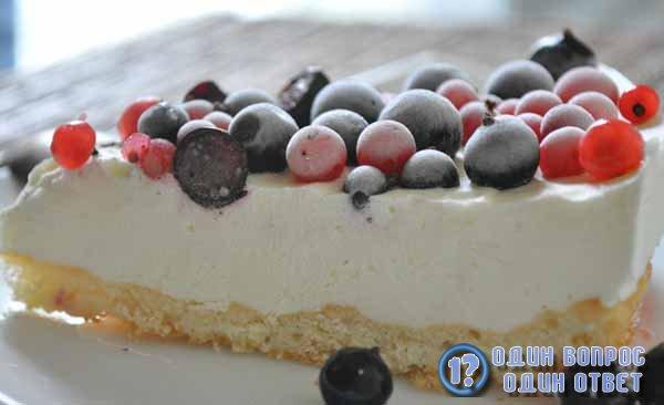 Какой  недорогой десерт можно сделать?