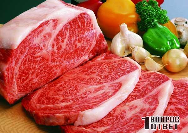 Что можно приготовить из говядины?