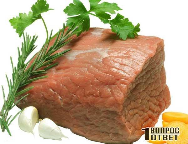 Рецепты блюд из говяжьего мяса