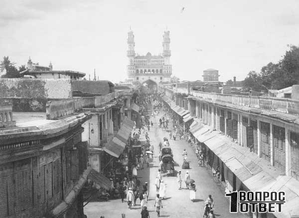 Индия, 19 век