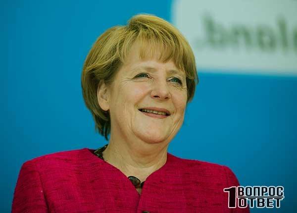 Есть ли у Ангелы Меркель дети?