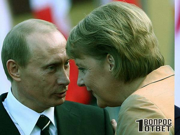 Жизнь и дети Меркель