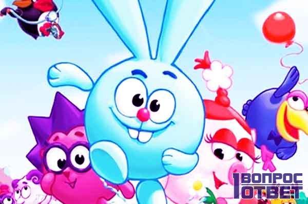 Смешарики - лучший детский мультфильм