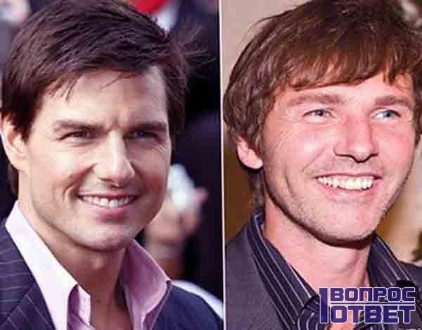 Нашелся двойник Тома Круза в интернете по фото