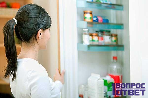 Убираем запах моющим средством