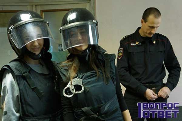История ОБЭП и полиции