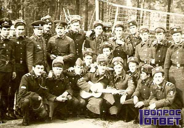 Старая гвардия - фото