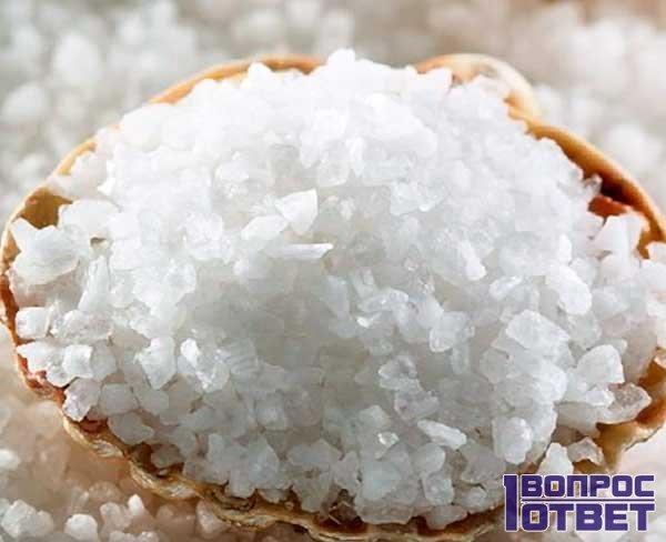 Вред от большого количества соли