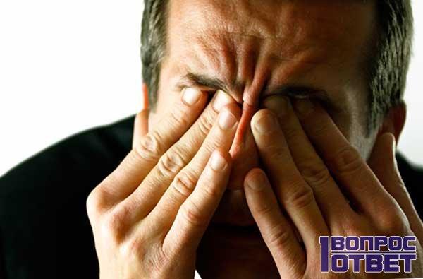 Что же сделать при боли в глазах