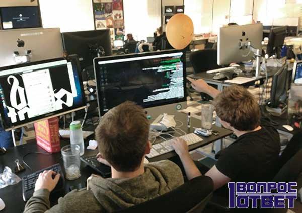 Программисты работают в прикладной информатике