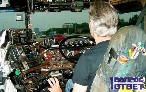 Мощная радиостанция для водителей