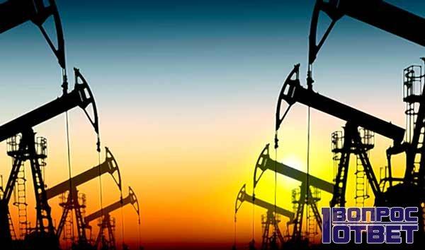 Нефть как причина падения доллара