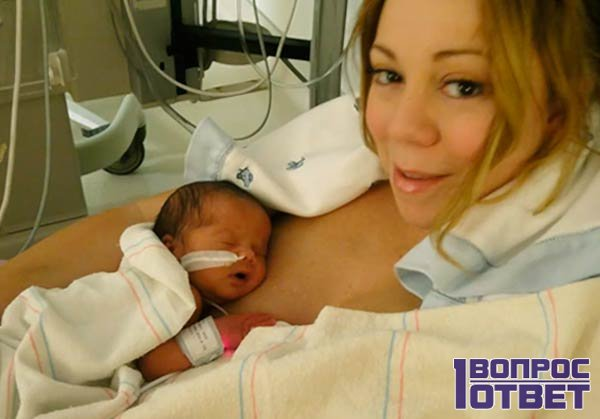 Зачем класть ребенка на живот после родов?