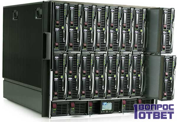 Большой рабочий сервер