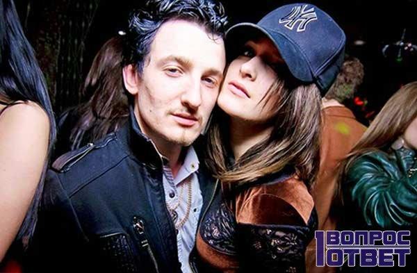 Маргарита Агибалова с Кадони в клубе