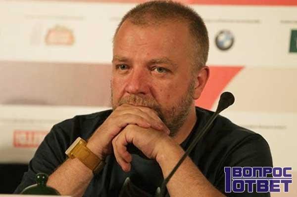 Сергей Пахом на конференции