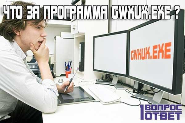 gwxux - что за программа
