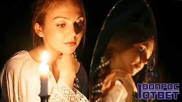 Магия зеркал и приметы