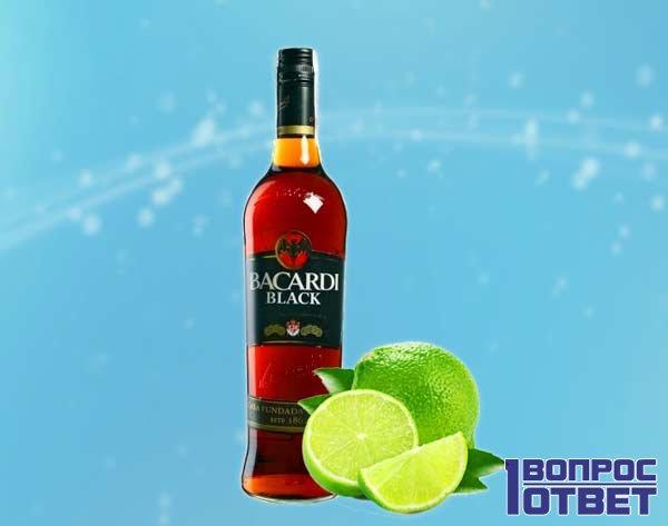 спиртной напиток bacardi oakheart рецепты коктейлей