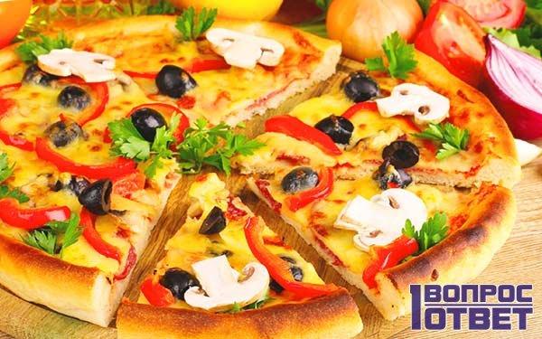 Пиццерия как вариант малого бизнеса