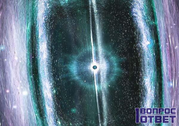 научная теория о темном проеме