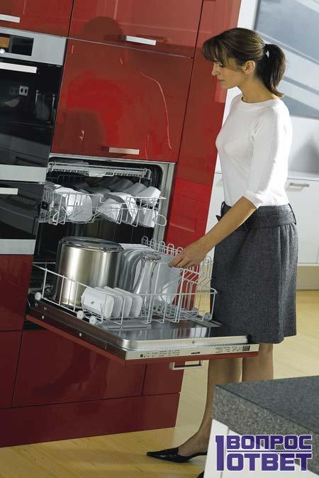 отличия между обычной Солью и для посудомоечной машины