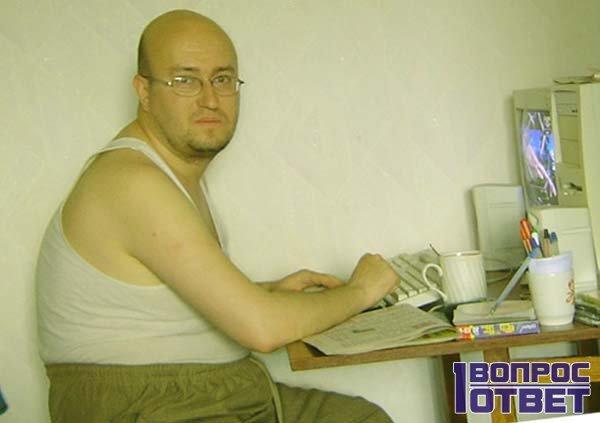 Мужчина засиделся в социальных сетях