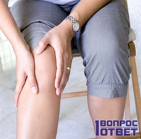 Травма ноги ниже колена
