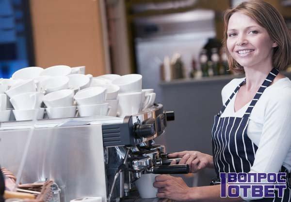 Приготовление кофе профессионально