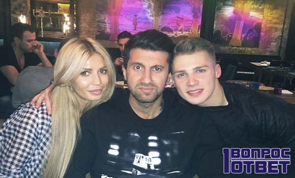 В ночном клубе с Олегом Майами