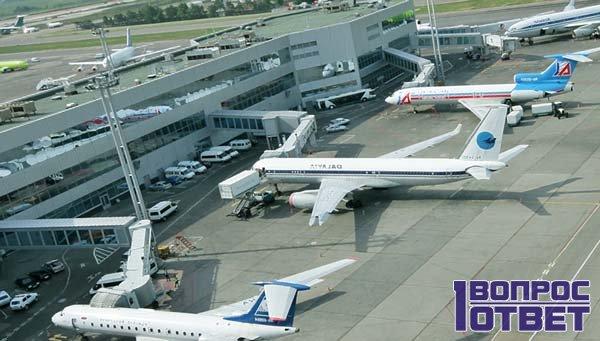Аэропорт в Анталии