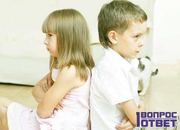 Слабые духовно дети