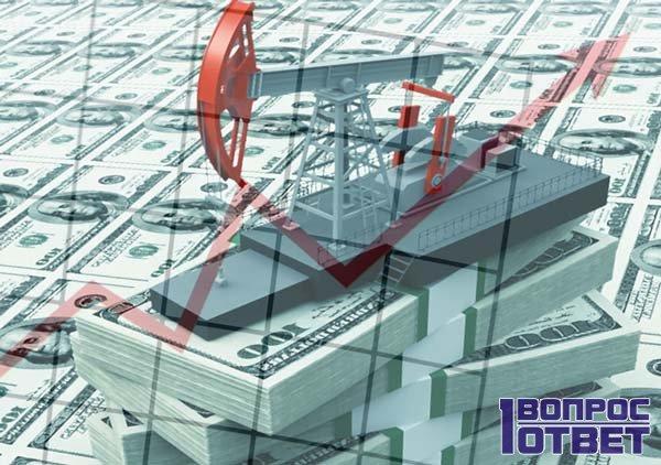 График падения рубля