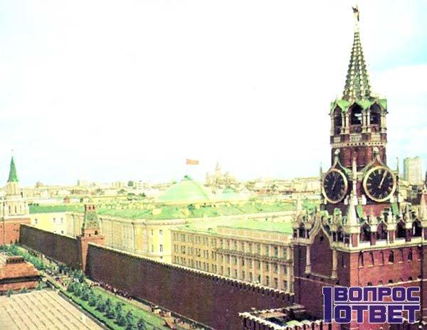 Перед распадом СССР