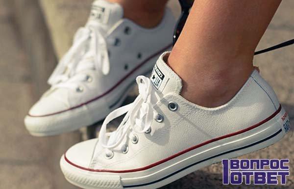 Чистая и благоухающая обувь - избавились от запаха