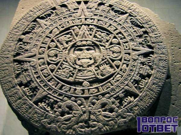 Древний календарь Майя