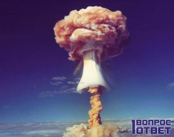 Термоядерный взрыв-гриб