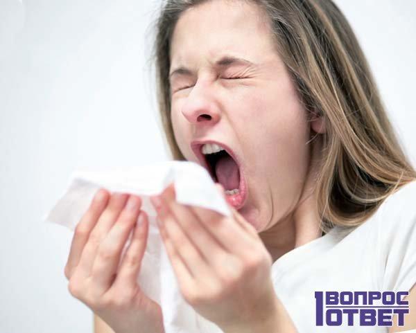 запах изо рта при кашле причины