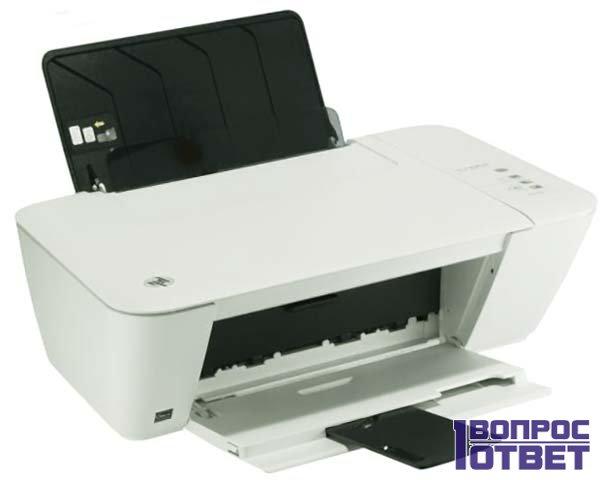 Новый принтер выдает пустые страницы