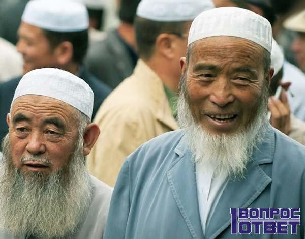 Мусульмане в Корее