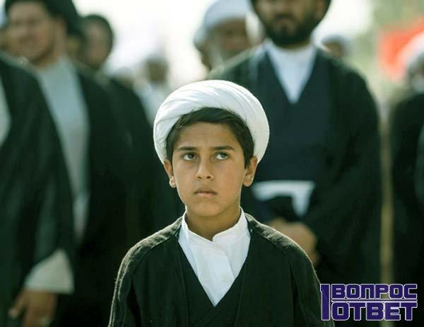Молодой суннит-мусульманин