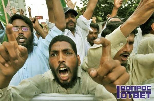 Противостояние суннитов и шиитов
