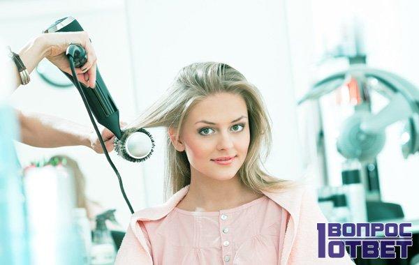 Ухаживает за волосами - решила подстричь