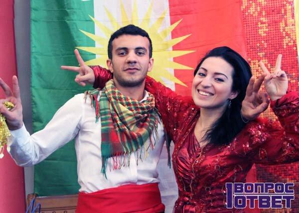 История флага курдов