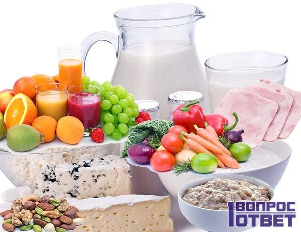 Все продукты, которыми можно питаться перед сном