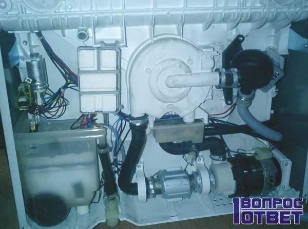 Детали посудомоечной машины